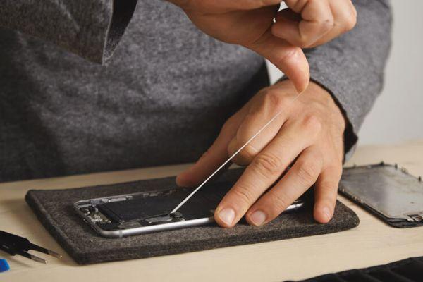 Handy Reparatur - Akkutausch